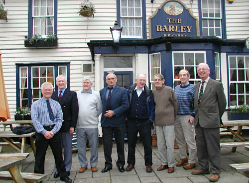 1960 Yr. Reunion - at the Barley Mow
