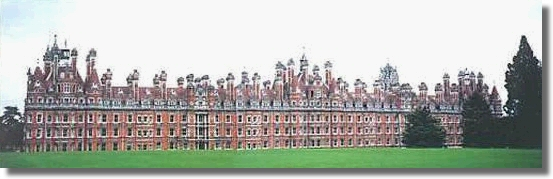 Royal Holloway College, Englefield Green